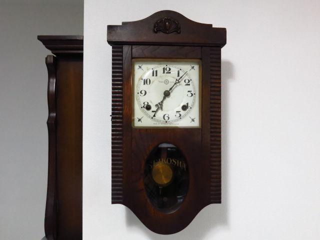 掛け時計修理 オーバーホール
