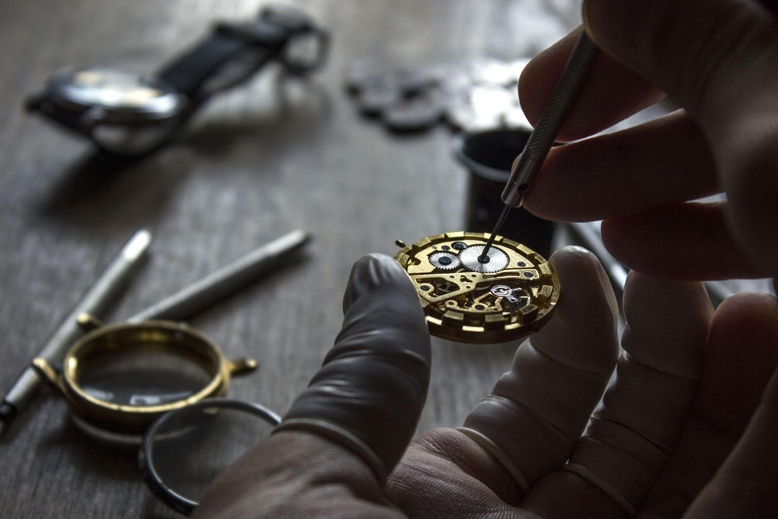 腕時計修理 オーバーホール
